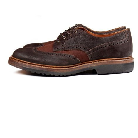 Forest Of Ginkgo Derby Brogue