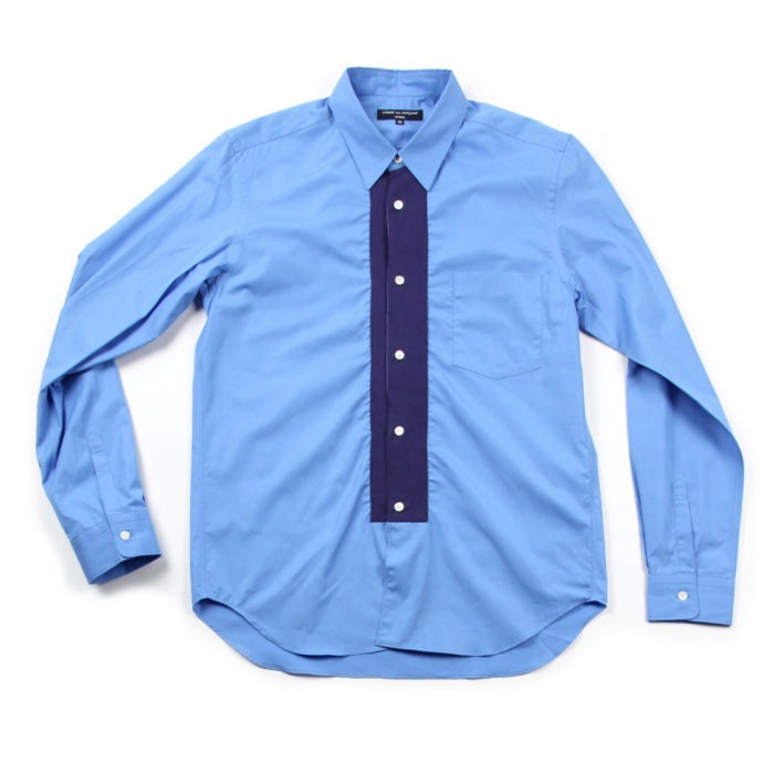 Blue Tape Placket Shirt