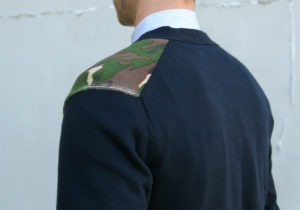 Camo Camo Highlight Back