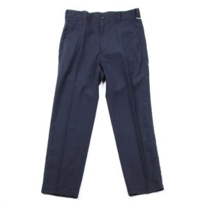 Wool Slim Suit Trousers