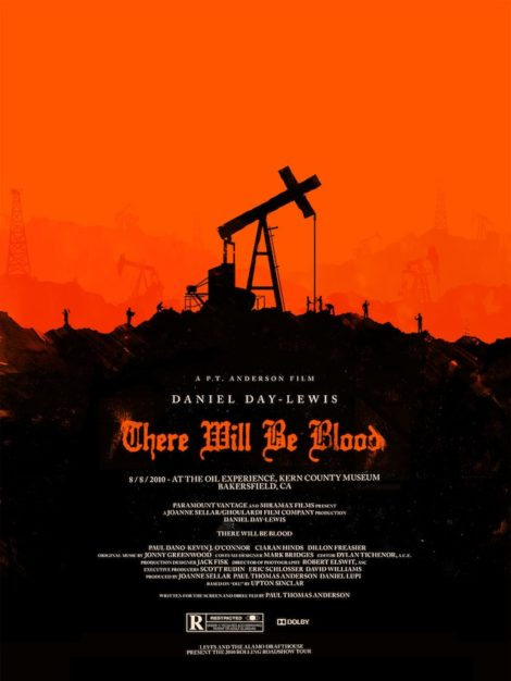 there_will_be_blood_movie_poster_rolling_roadshow_2010_olly_moss 2