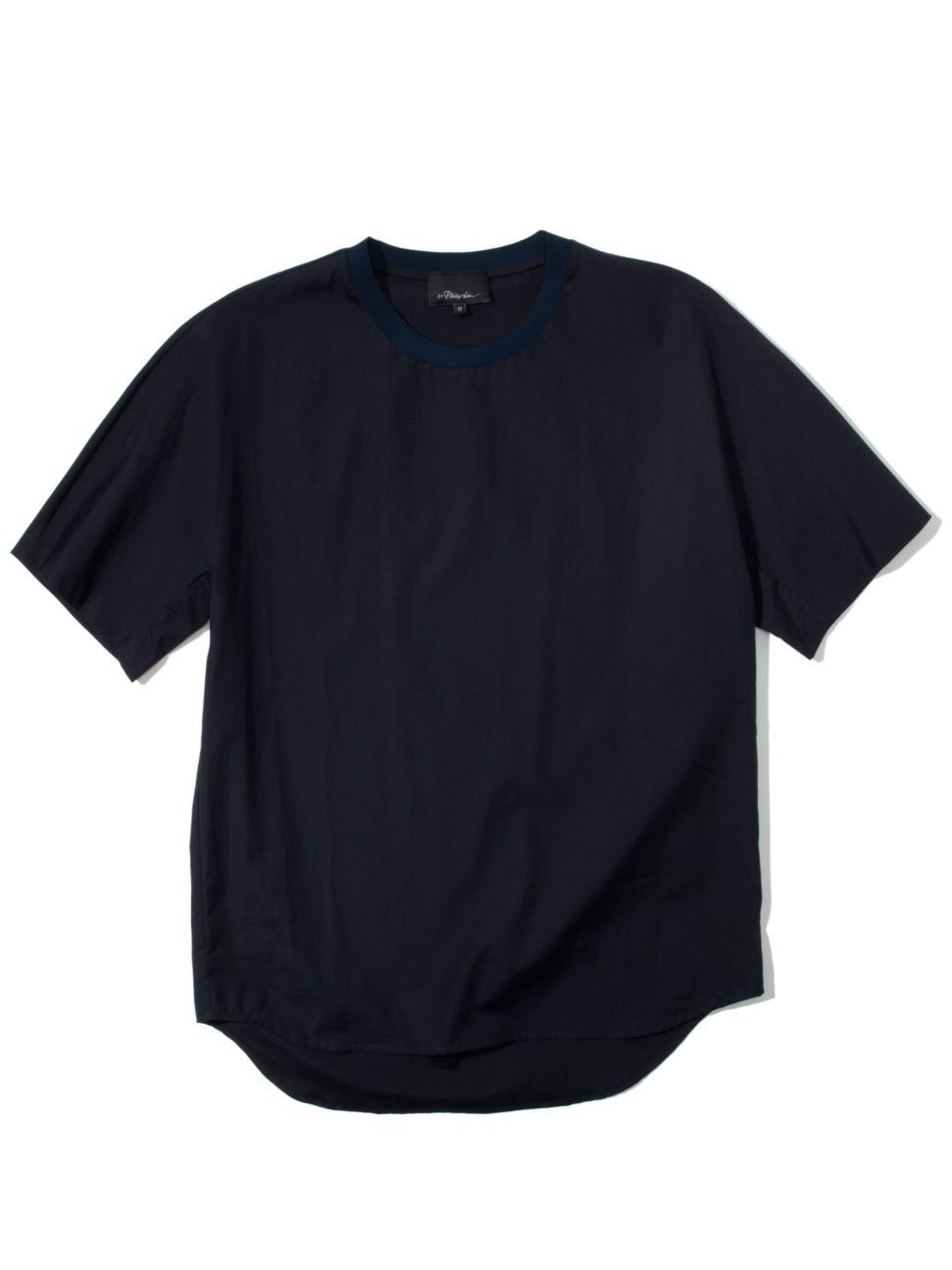 3.1 Phillip Lim Dolman Sleeve T-Shirt-4