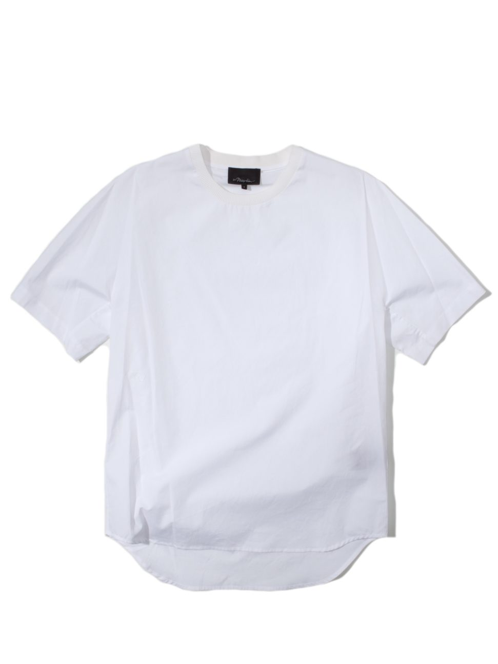 3.1 Phillip Lim Dolman Sleeve T-Shirt-7