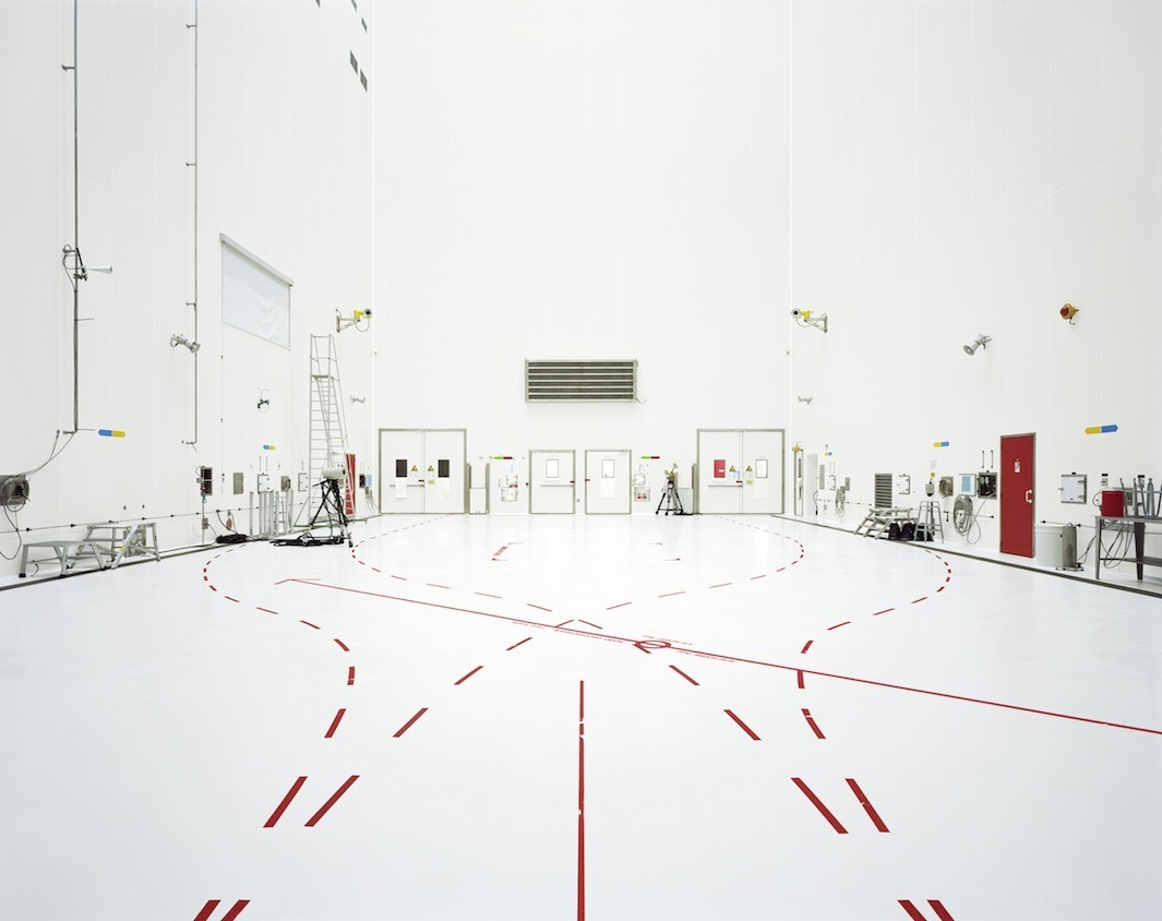 Spacecraft fuelling hall, CSG-Europe's Spaceport, Kourou, French Guiana.