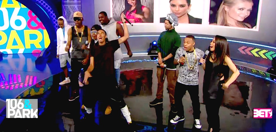 Future On Bet 106 And Park - image 5