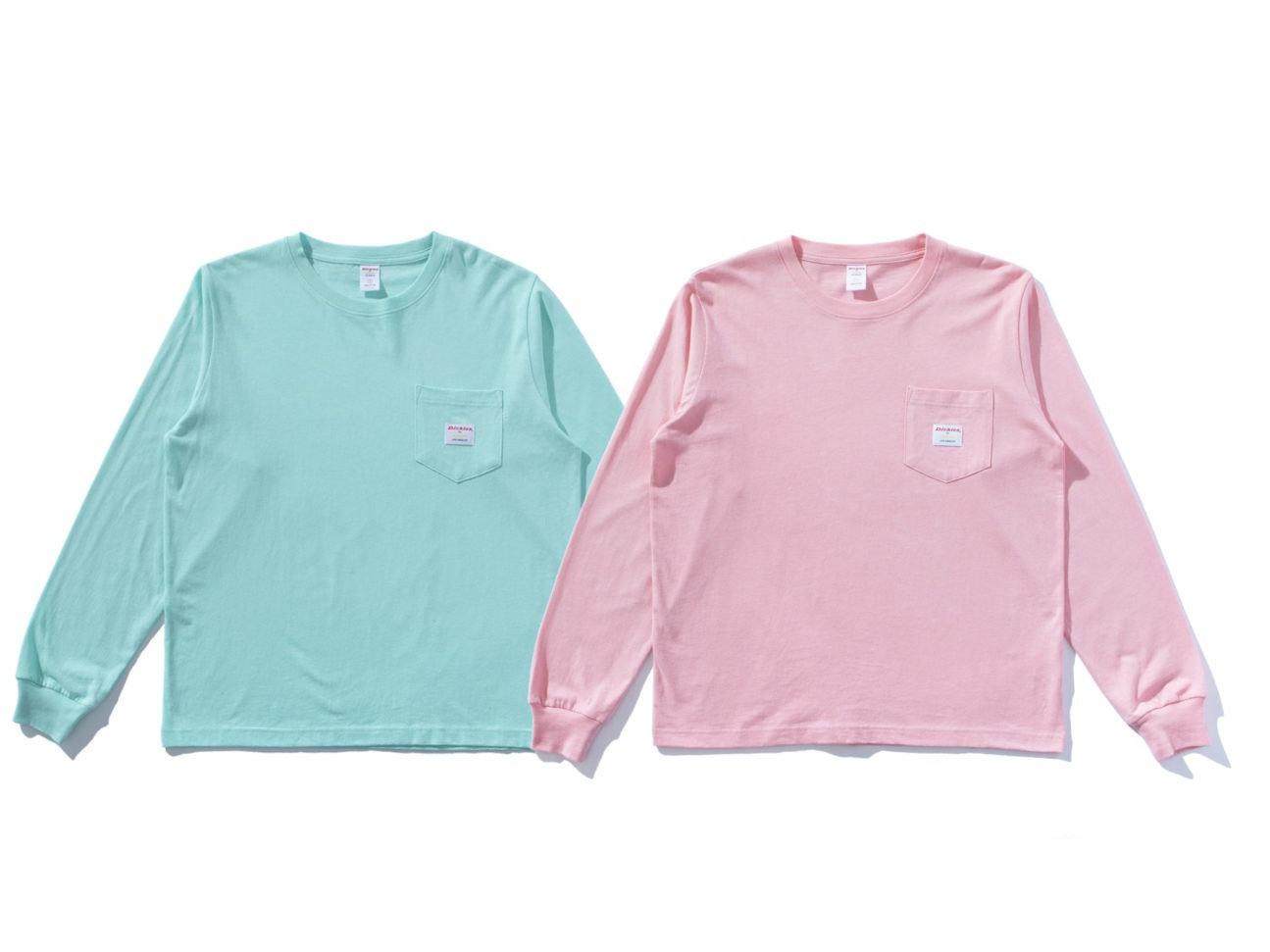 Long Sleeve Patch Tee